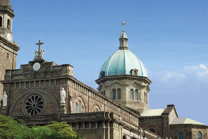 San Agustin Church  Philippines Tourism