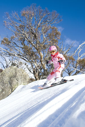Perisher - The largest ski resort in Australia