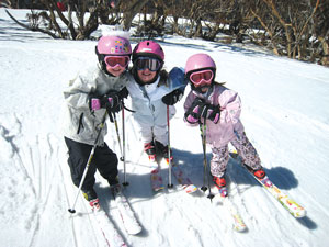 Thredbo is a divrse alpine village with the longest runs in Australia