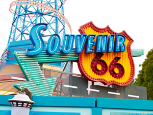 Disneyland - Souvenir 66