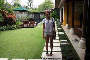 Tori at Serene Villas