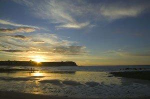 Coles Beach overlooking Bass Strait, near Devonport © Devonport City Council