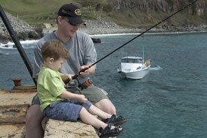 Norfolk Family Fishing