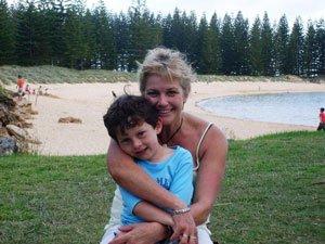 On Norfolk Island