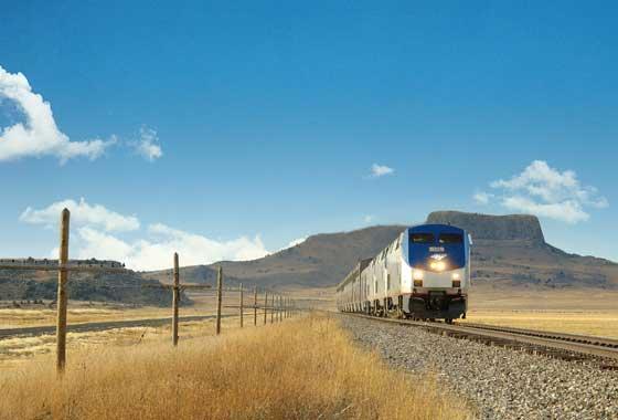 USA Train Travel