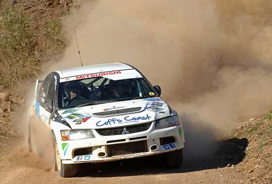 World Rally Championships