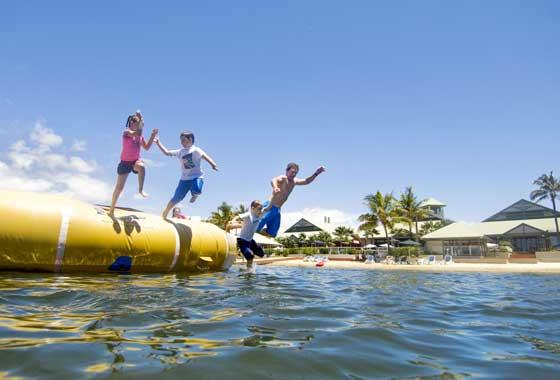 Mecure Resort Facilities