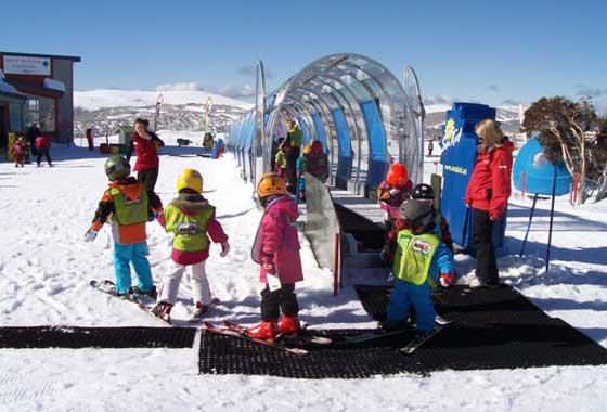 Falls-Ski-School