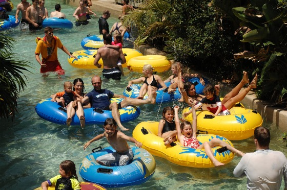Jamberoo Action Park Water Fun