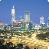 Perth City Skyline. Image Courtesy of westernaustralia.com