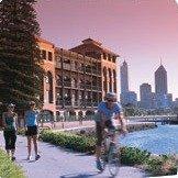 Perth Swan River. Image Courtesy westernaustralia.com