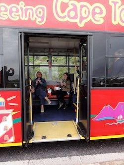 Sth Africa 250 Tori Capetown bus DSC00289