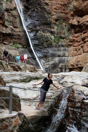 South Africa Tori on adventure