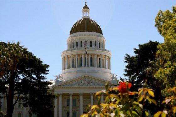 Sacramento's Capital Building