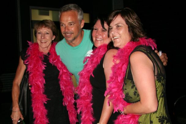 Crazy Pink Fun at Legally Blonde the Musical with star Cameron Daddo