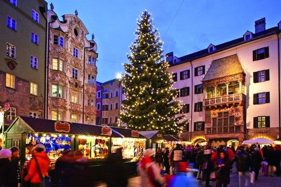 Christmas Market - Innsbruck Austria