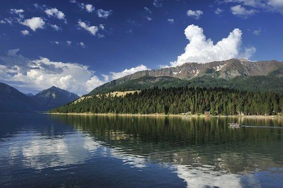 Oregon 560 Wallowa Lake Oregon