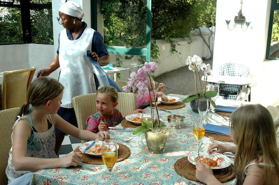 Children's Dining Conservatory @ Kurland Hotel