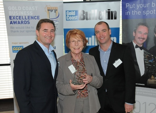 Wyndham Wins at the Gold Coast Business Awards 2012