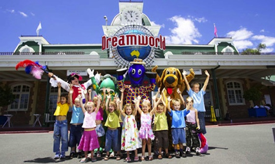 Experience - theme parks including DreamWorld!