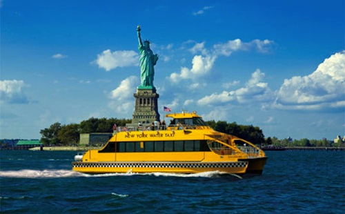 New York Water Taxi tours