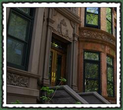 New York neighbourhoods - just like Sesame Street!