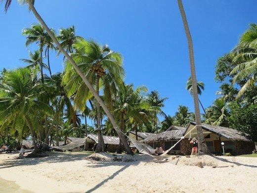 Day 1 - glorious Fiji