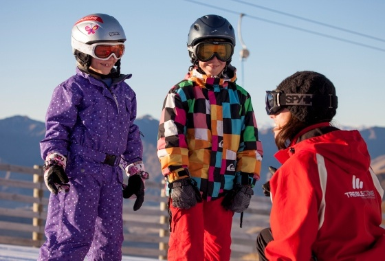 Treble Cone - Kids Snow Sports School
