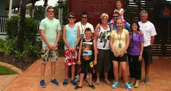 Khye's Family in Bundaberg, QLD