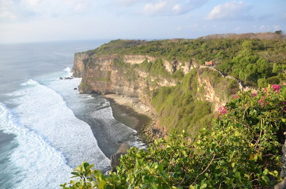 The beautiful island of Bali