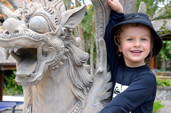 Rafferty explores the temples