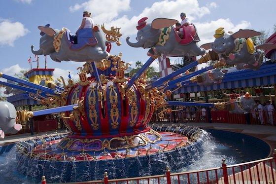 Florida Dumbo Ride