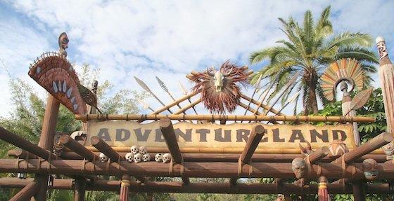 Disney Adventureland