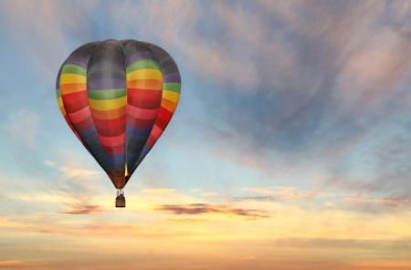 Hot Air Ballooning on the Gold Coast