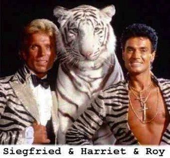 Siegfried-Harriet-Roy