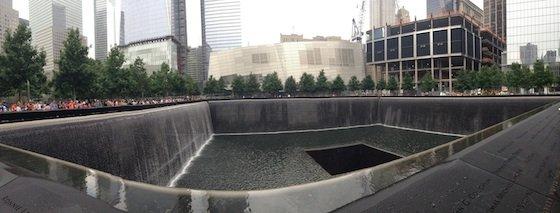 NYC Plaques 9:11 Memorial