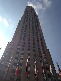 NYC Rockefeller Center