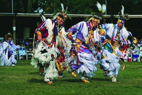 North Dakota Indians