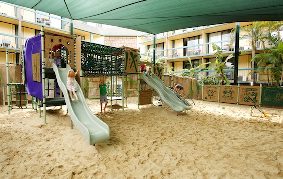 Paradise Resort Adventure Playground_1