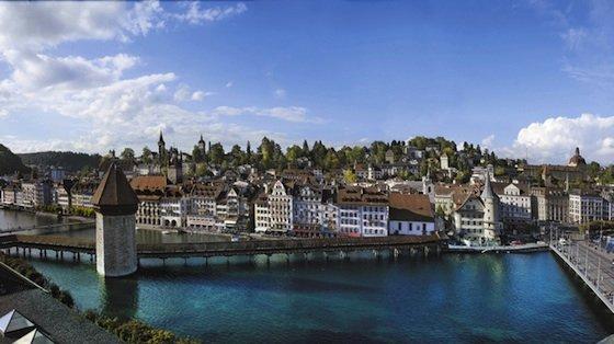 Lake Lucerne 560