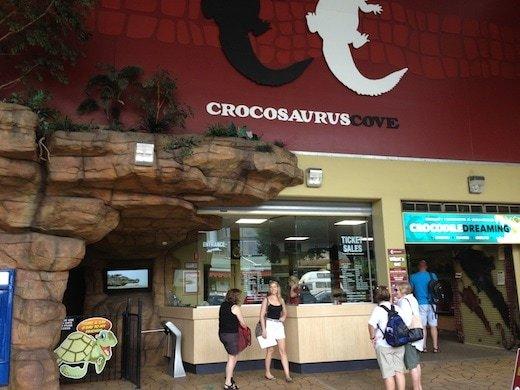 NT croc cove