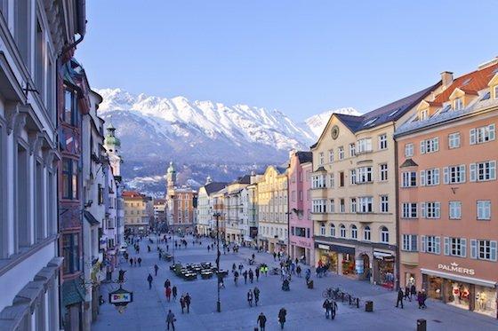 50 Innsbruck
