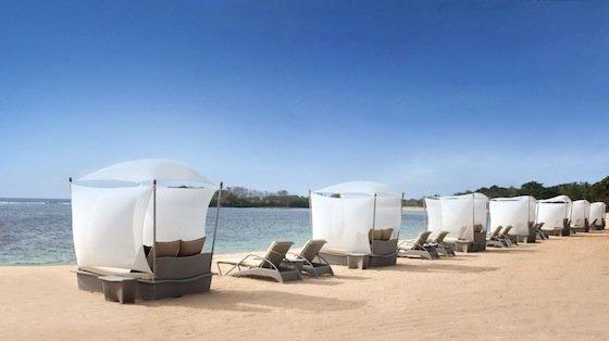 Dream Bed on Nusa Dua Beach