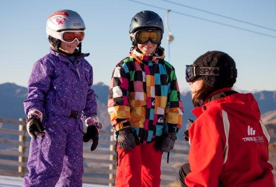 OAWK - Treble Cone NZ - ski school