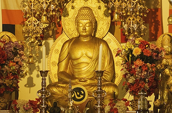Daijokyo Buddhist Temple Is A Famous Buddhist Temple Of Bodhgaya In Indian State Bihar