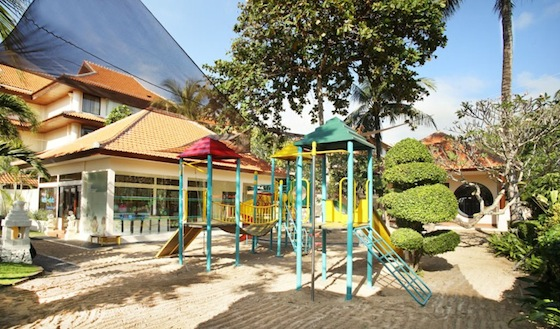 Kids Club playground