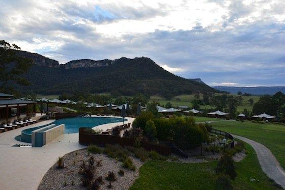 Emirates Wolgan valley Resort & Spa