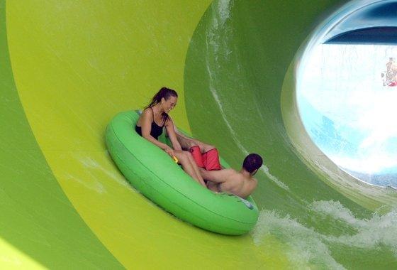Tassie's Twister Mike Aguilera/SeaWorld San Diego