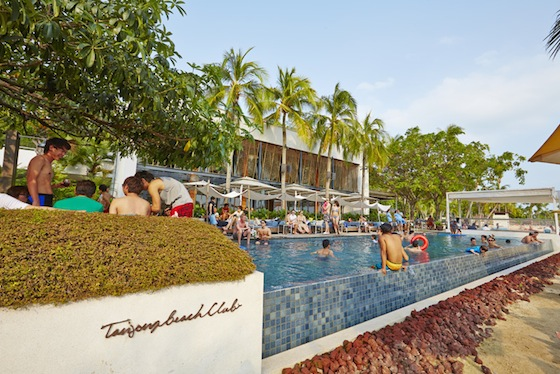 Tanjong Beach Club