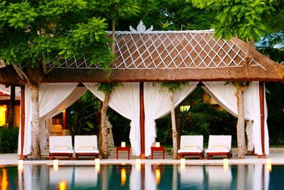 Westin Nusa Dua Pool Pergola